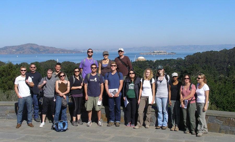 USF MSEM Restoration Ecology Class 2012